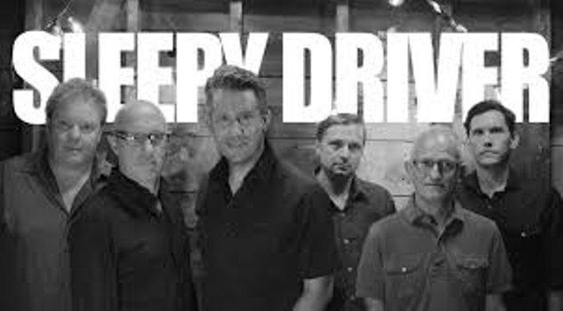 SLEEPY DRIVER Band - Peter Hicks, John Heinstein, Barry Hughes, Mike Hatheway, Ethan Young-Lai,Dave Palmer